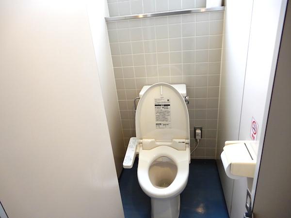 トラスティ田無Ⅱトイレ