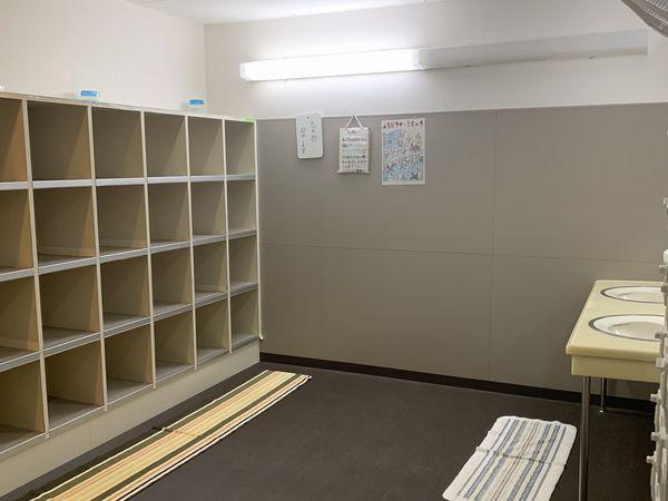 2019年4月トラスティ田無-Ⅱ脱衣所