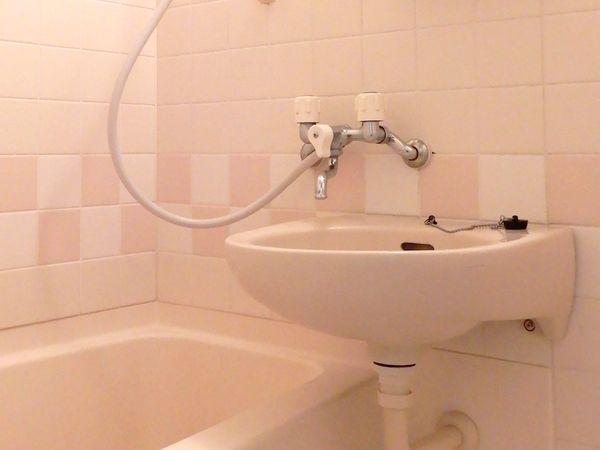 フジマンション行徳の浴室