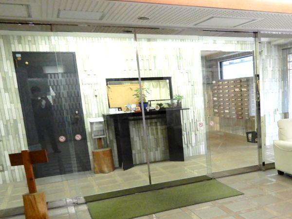 フジマンション行徳の管理室