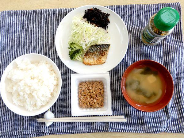 トラスティ田無の朝食