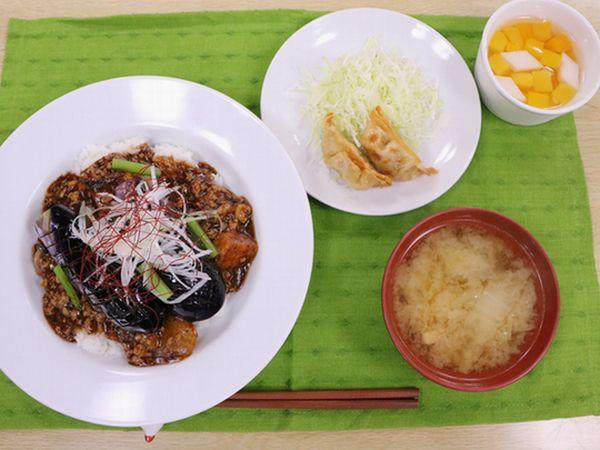 トラスティ田無の夕食
