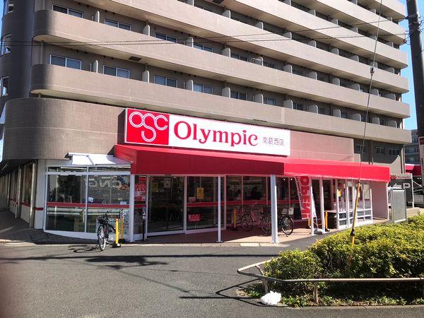CM1の1Fオリンピック
